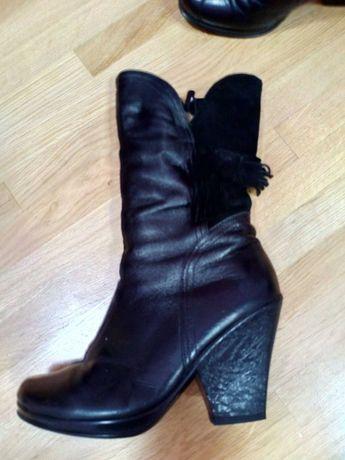 Зимові чоботи на цигейці