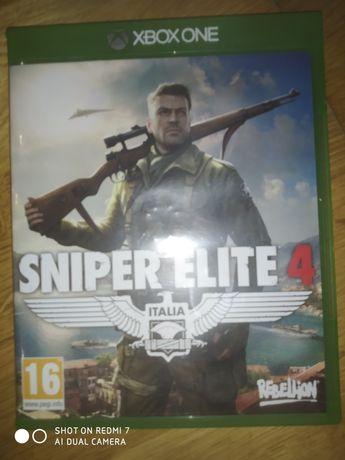 Ігра Sniper Elite 4 xbox one