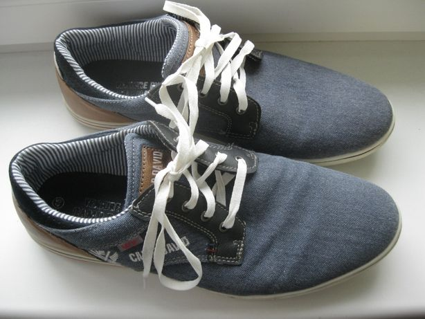 Sneakersy VE BY Camp David 45 buty Camp David 45