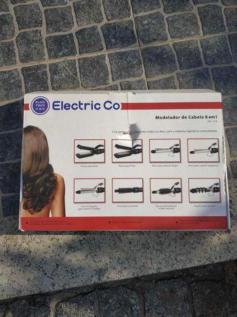 Modelador de cabelo 8 em 1