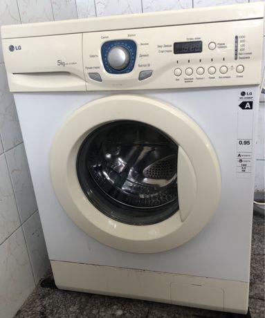 LG стиральные машины