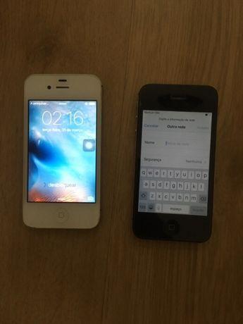 2 iPhones 4s