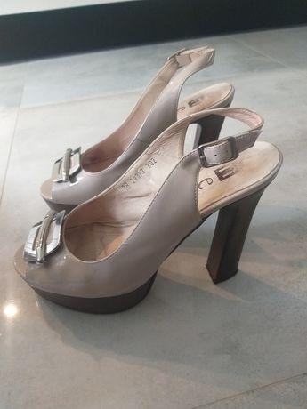Sandały Nessi 37