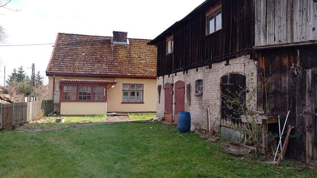 Dom w Unichowie z działką 20 arów