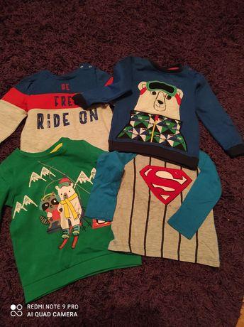 Nowe sweterki 80-86