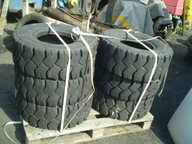 opony 27x10-12 NHS 16 ply, wózek widłowy