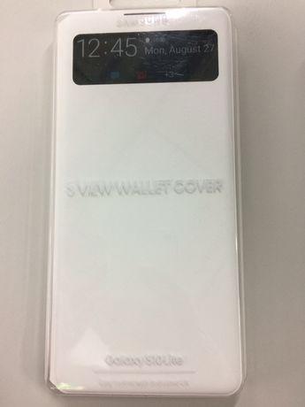 Etui SAMSUNG Galaxy S10 Lite Wallet Cover