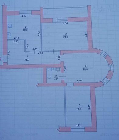 Продам шикарную 3-х комнатную квартиру по ул. Королёва