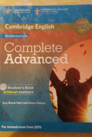 Complete Advanced SB+WB
