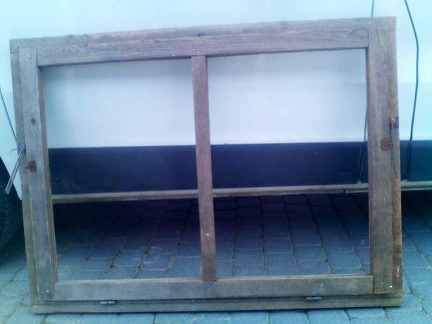 Stare okno drewniane antyk