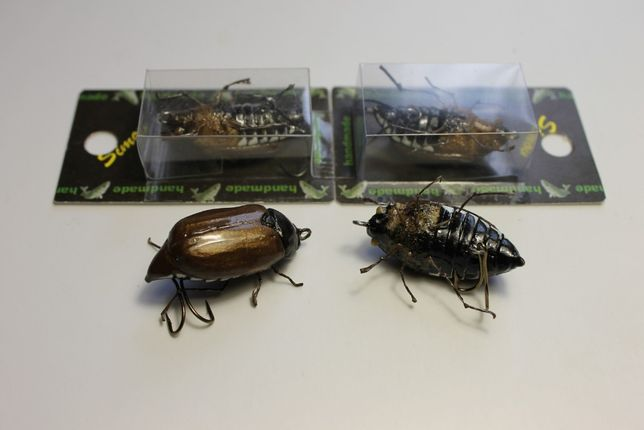 Воблер Майский жук 100 % имитация