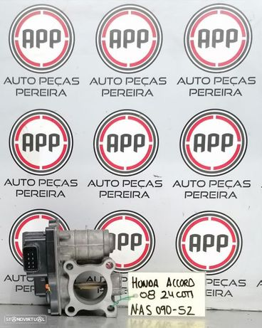 Borboleta Nissan Primera 2008 2.2 CDTI referência NAS 090-52.