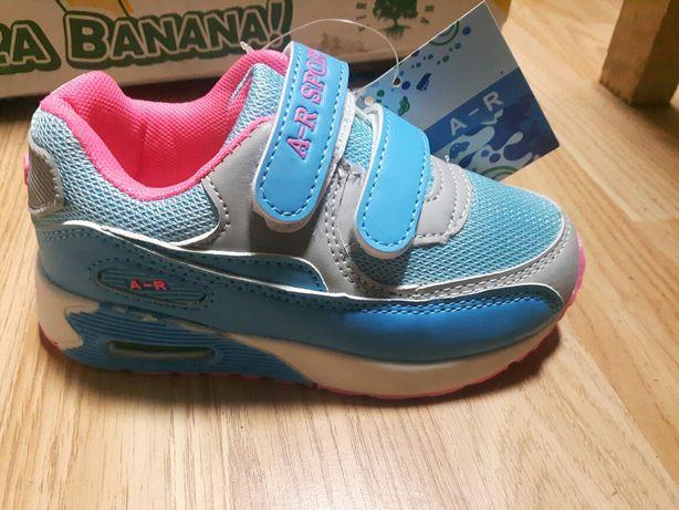 nowe buty dzieciece sportowe