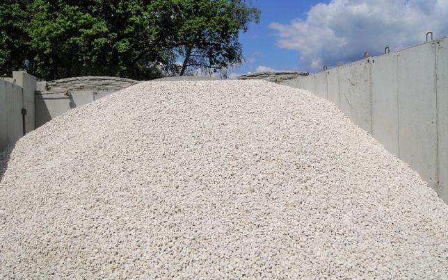 Grys dolomitowy, biały / beżowy, 8-16 mm, dolomit, kamień ozdobny