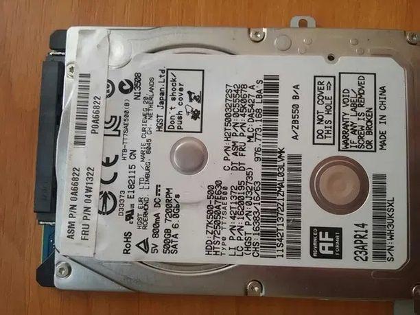 HDD 2.5 320Гб жесткий диск для ноутбука 1950руб