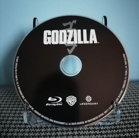 Godzilla [Blu-ray][PL]