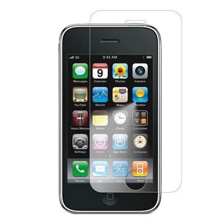 NOVAS - Pelicula de Protecao Ecra iPhone 3G/3GS - 2 Unidades