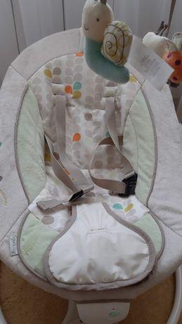 Кресло качалка шезлонг укачивающий центр