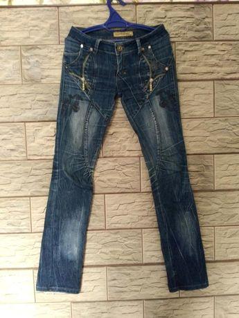 Джинсы синие / джинси