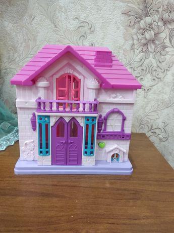 Музичний ляльковий будиночок