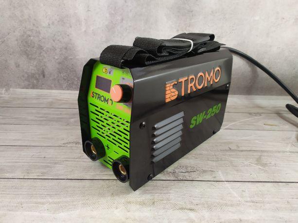 Сварка Stromo SW-250A зварка инвертор инверторный сварочный аппарат