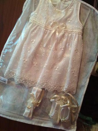 Платье для крестин или на фотосессию