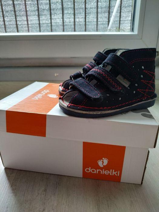 Kapcie Danielu T105 profilaktycznie obuwie Kielce - image 1