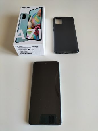 Smartphone Samsung Galaxy A71 (Garantia)