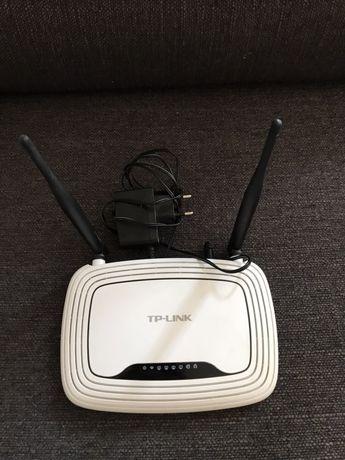 Router TPLINK WR841N plus mocniejsze anteny!!
