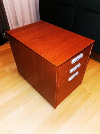 Kontenerek i półki wiszące - IKEA, stan bdb+