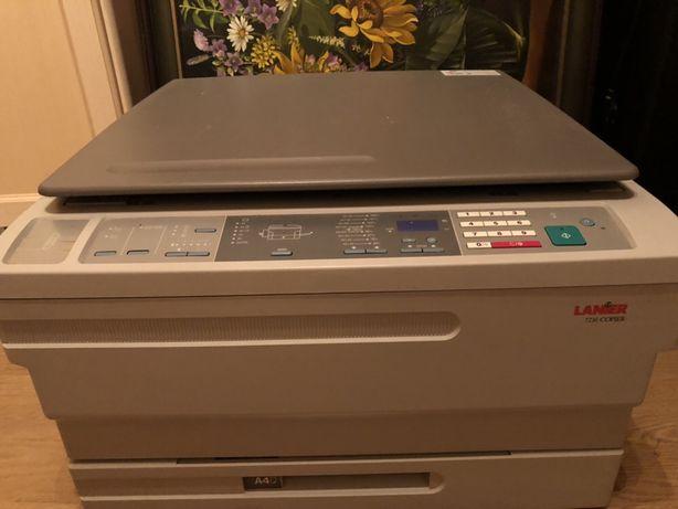Ксерокс, сканер.