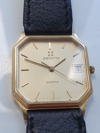 Швейцарские золотые часы Zenith (не omega, Breitling, Longines)