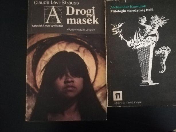 Drogi masek Levi Strauss, Mitologia starozytnej Italii Krawczuk