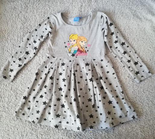 Sukienka Frozen Kraina Lodu
