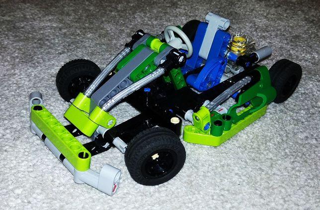 LEGO Technic 8256 gokart