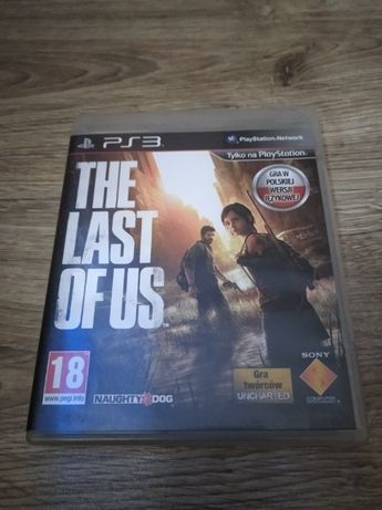 Gra PlayStation 3 THE LAST OF US PL PS3