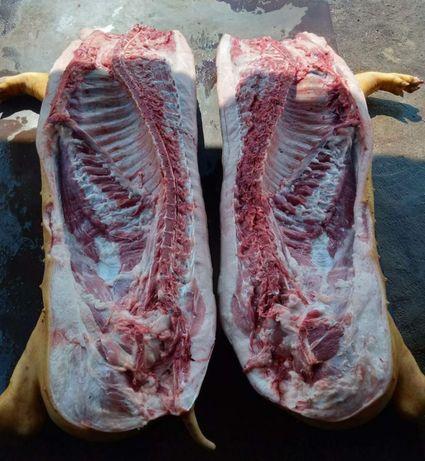 Продам домашнее мясо свинина