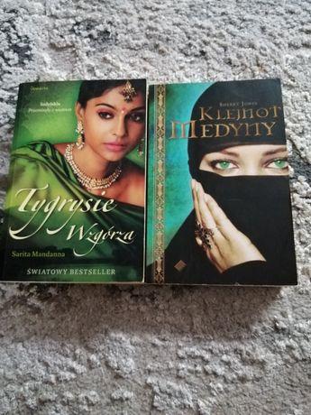 Książki dla kobiet.