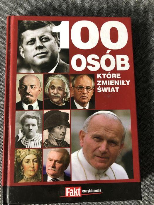 100 osób które zmieniły świat ksiazka Tarnów - image 1