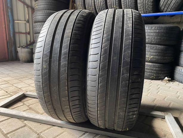 лето 225\55\R17 2017г Michelin Primacy 3 2шт шины летние