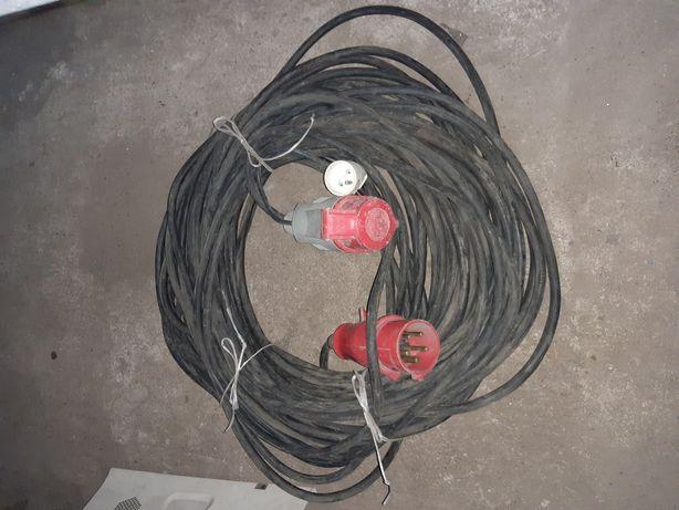 Kabel przedłużacz siłowy
