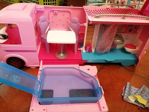 Autocaravana da Barbie
