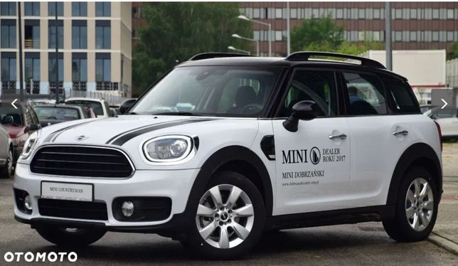 Mini Countryman ŻYWANY MINI Countryman 5dr Cooper ALL4/ Jedyny...