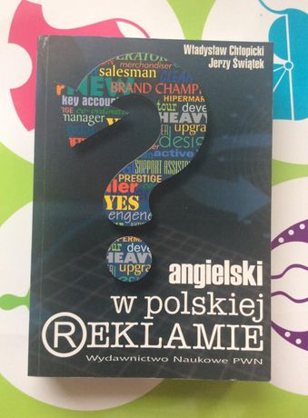 Angielski w polskiej reklamie PWN Świątek Chłopicki