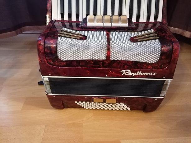 Akordeon weltmeister rhytmus 72 bas