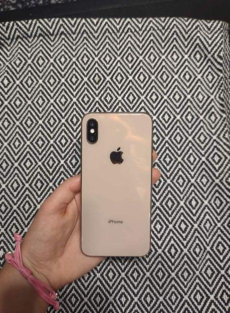 Iphone xs złoty 256 GB