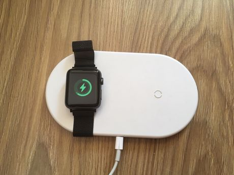 Baseus Smart 2in1 Charger ładowarka Apple Watch iphone