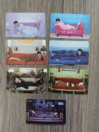 Wymienię karty BTS-Be na karty SKZ,ENHYPEN,TXT