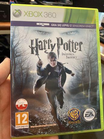 Kinect Harry Potter i Insygnia Śmierci cz1 XBOX 360 PL
