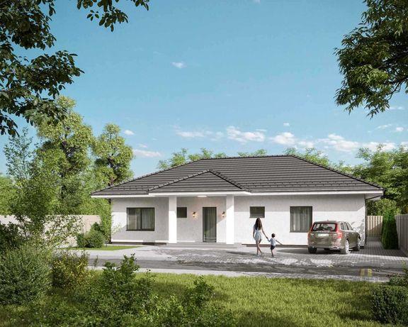 Продам новый дом в Лесках от хозяина